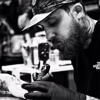 Tom Farrow Tattoo Artist