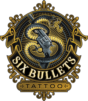 Six Bullets - Tattoo Shop