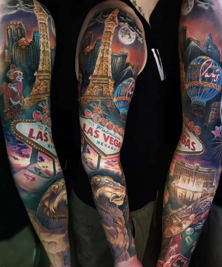 las vegas tattoo