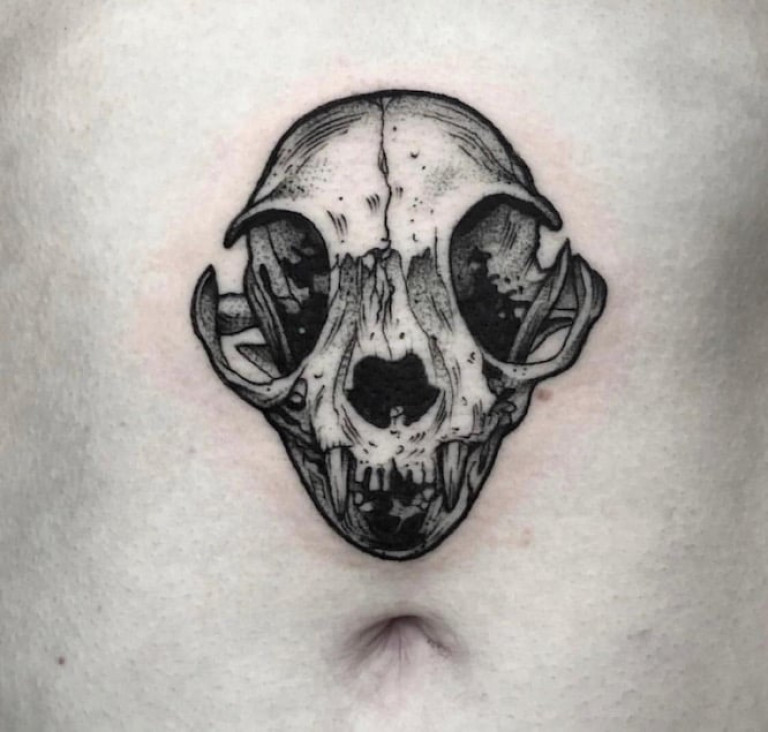 a-small-animal-blackwork-tattoo