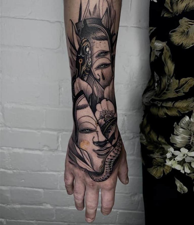 neo-traditional-japanese-tattoo